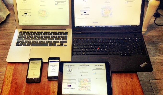 Eenvoudig social media onderzoek doen metTweetExplorer