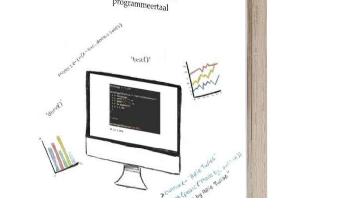Cursus Data Analyseren en Programmeren met R: Nu als hard copy bijBol.com